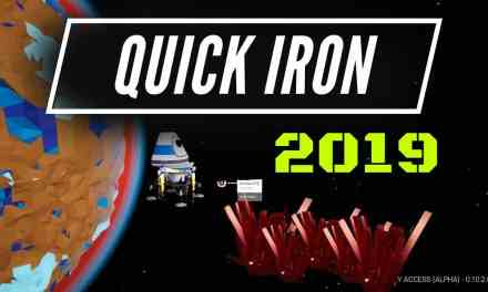 Quickest Way To Get Iron – Astroneer Starter Guide 2019