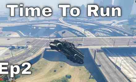 Time To Run Ep2 – GTA Online Custom Gamemode