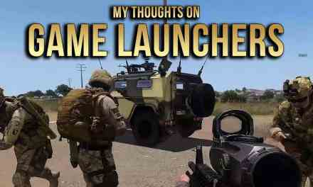 My Thoughts On Game Launchers   Arma 3 Gameplay