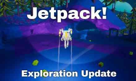 Super Cool Hydrazine Jetpack | Astroneer Exploration Update
