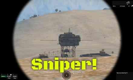 Buckley & Zander Vs Zeus Sniper – Arma 3 Funny Moment