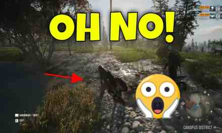 Oh No!   Ghost Recon Breakpoint Blooper