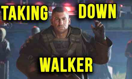 Going After Boss Walker – Ghost Recon Breakpoint