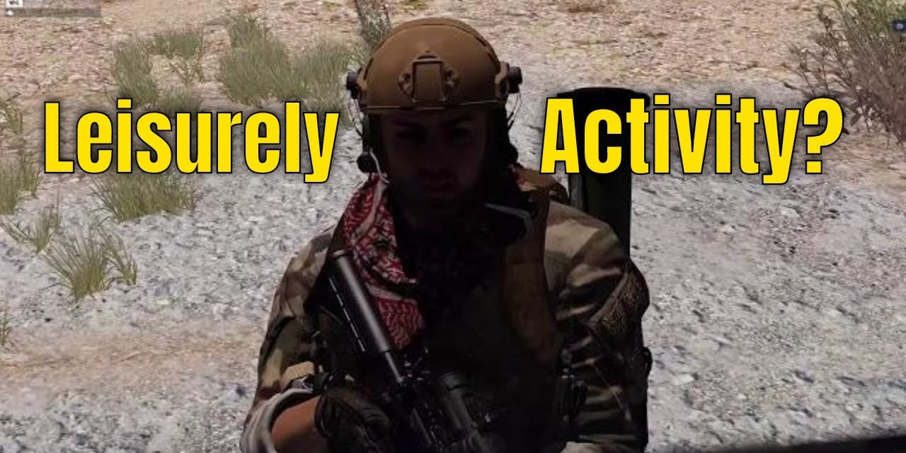 Arma 3 – Leisurely Activity – Training Highlights