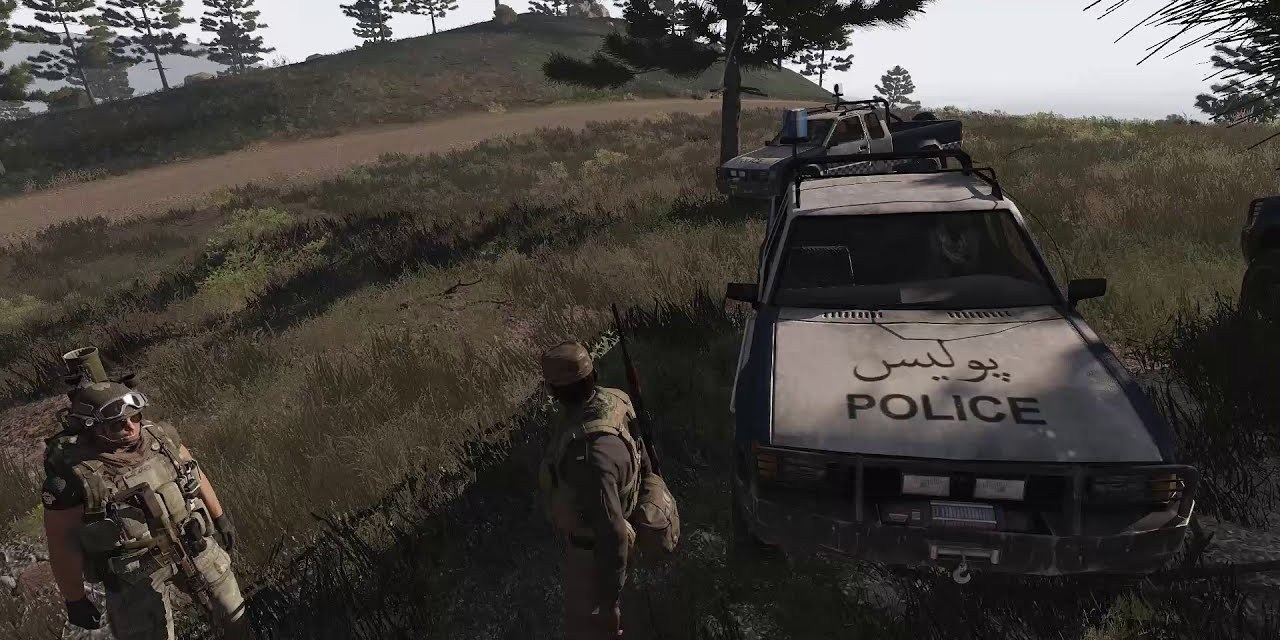 Highlights From Recent Arma 3 Operations