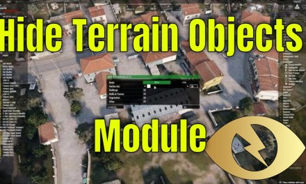 Exciting New Hide Terrain Objects Module | Arma 3 Zeus Training