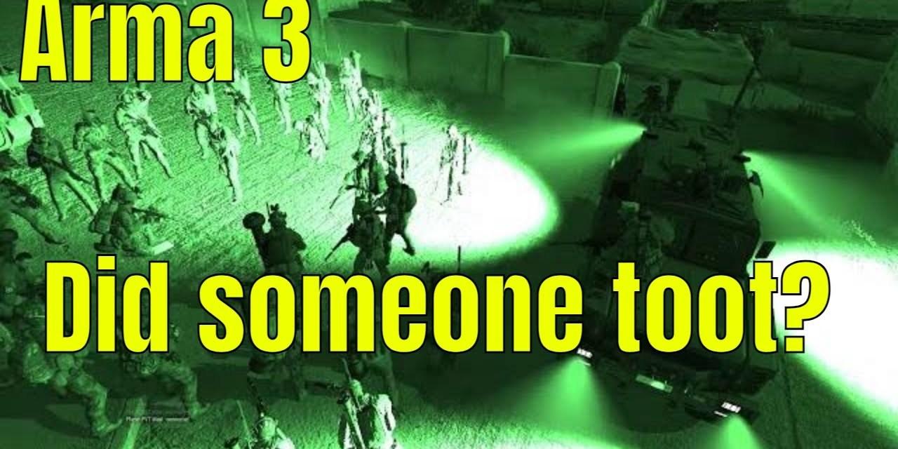 Someone Toot – Training Highlights – Arma 3