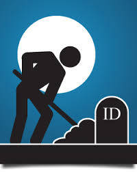 identity theft of a deceased family member