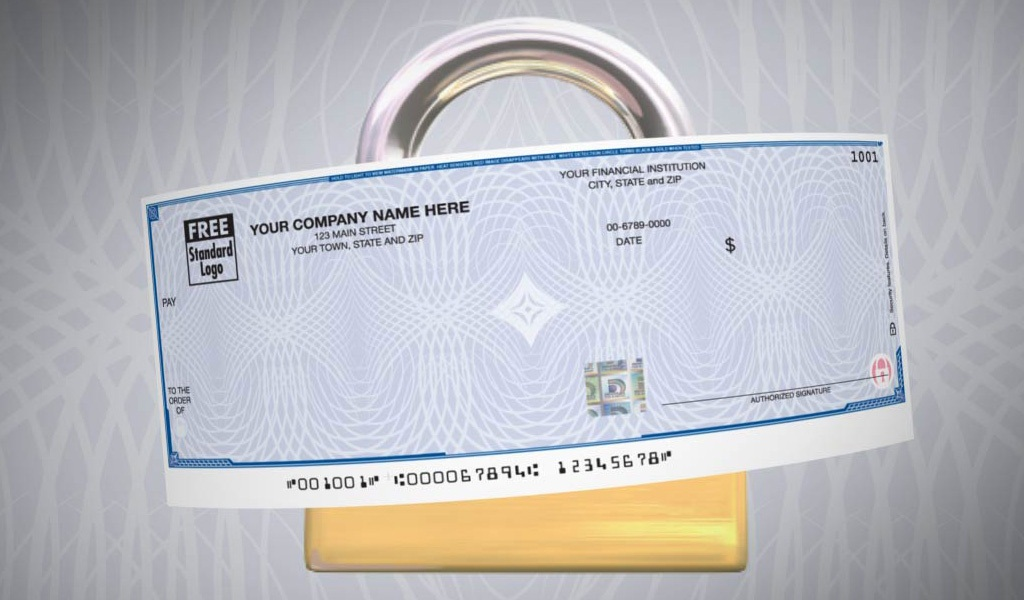 Product Review: Deluxe High Security Checks offer banking security