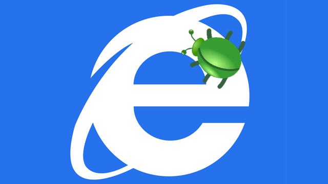 Microsoft Warns of Internet Explorer Security Gap