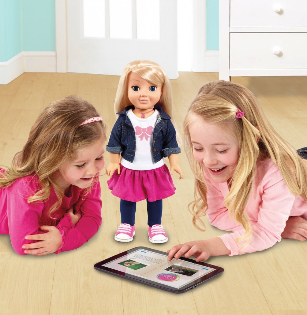Make Your Kid's Internet of Things Toy Story a Safe and Happy One
