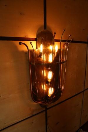 lampa po renowacji