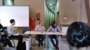 Panel dyskusyjny podczas TK w Katowicach