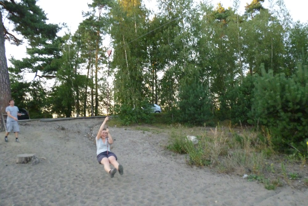 Desert in Poland?! Yes, it is! Polish Sahara - Pustynia Błędowska (3/4)