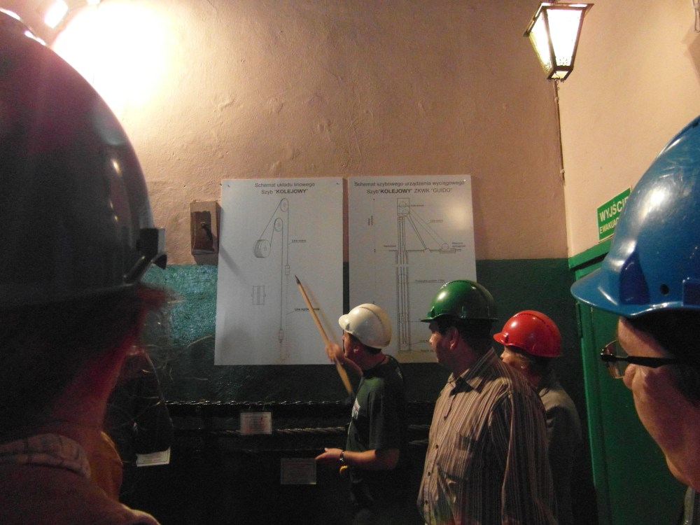 Coal mine in Zabrze. Mine - an attribute of Silesia (1/6)