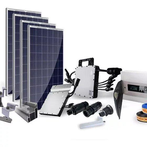 Zestaw HOYMILES 2,7 kWp 1 fazowy