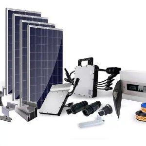 Zestaw HOYMILES 3,6 kWp, Long 450 Wp,