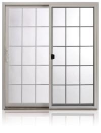Fiberglass Sliding Patio Doors by Silex Fiberglass Windows ...
