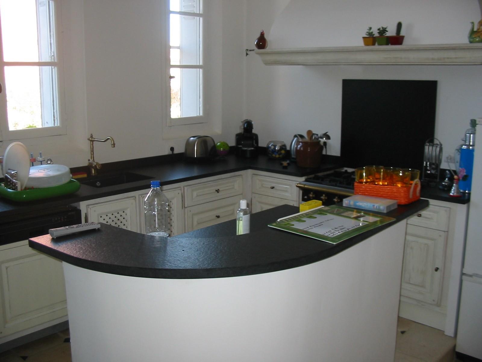 meuble plan de travail cuisine conforama