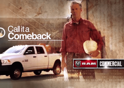 RAM – Call it a Comeback