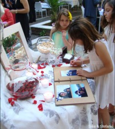Silia and Stefanie Wish Table 10
