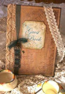 Τραπέζι ευχών - Guest Book