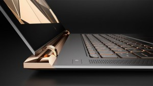 HP Spectre piston hinge