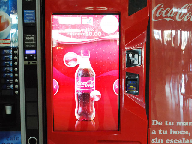 coke gets social with