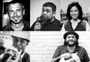 Five inspirational speakers are confirmed for 99U Local: Baton Rouge on September 15.