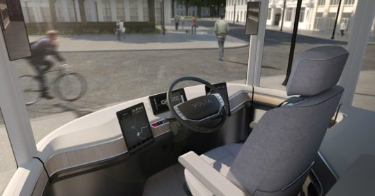 Volta Trucks потвърди, че е сключила споразумение с Meritor