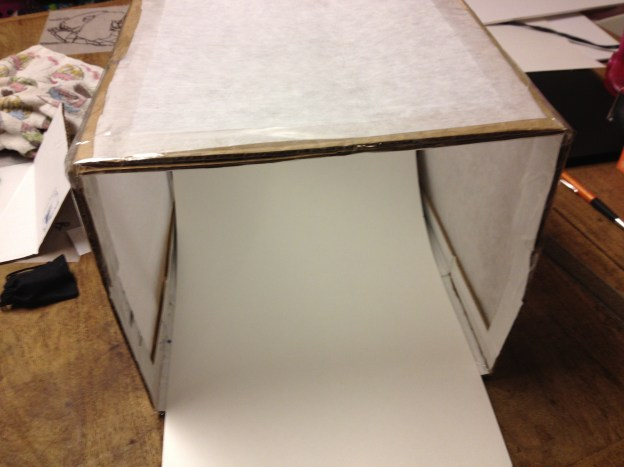 How to make a DIY light tent