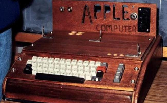 Happy Birthday Apple I Siliconcowboy S Blog