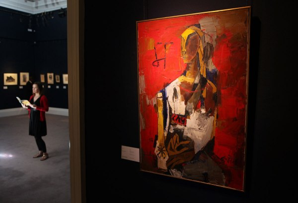 Siliconeer Souza Gaitonde Pyne In Sotheby' Auction