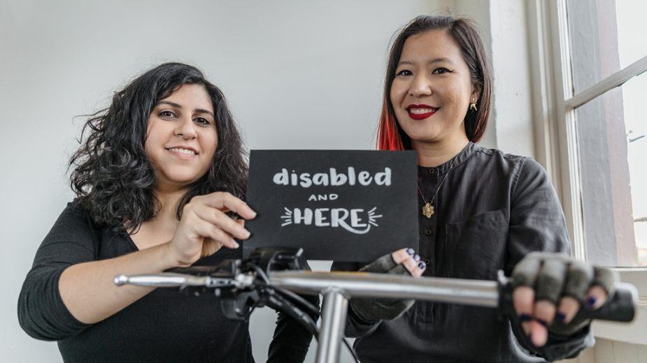 Disabled and Here