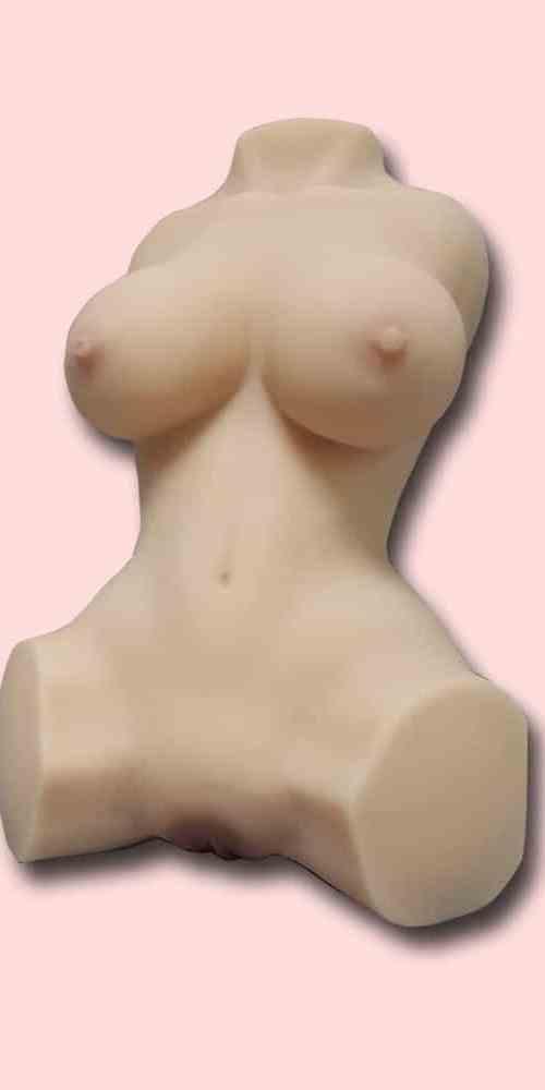 busto sexual realista delante 180