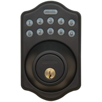 Remote Lock 5i A Rubbed Bronze