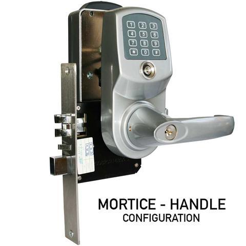 rl4000 mortice handle configuration