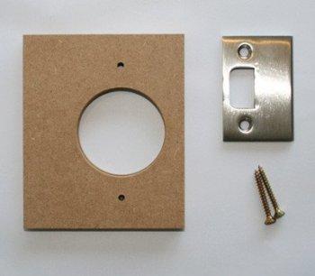 nightlatch kit lever