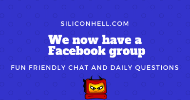Siliconhell Facebook Group