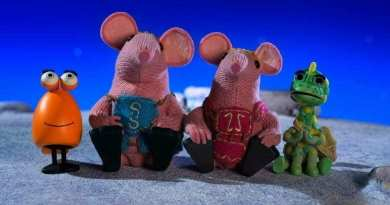 I ate a Clanger it tasted of …