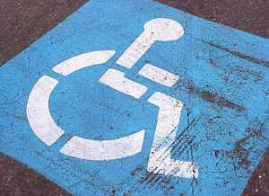 FP Disabled parking