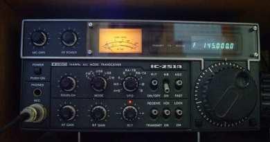 FP HAM radio