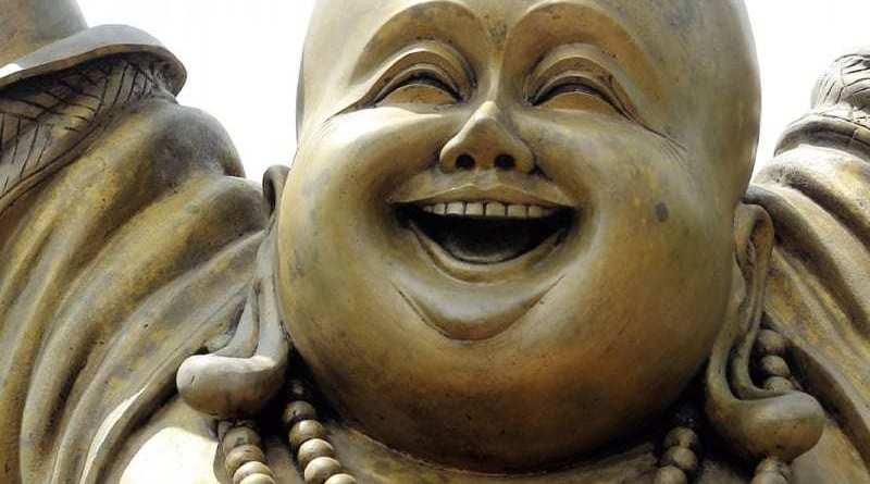 FP Laughing Buddha