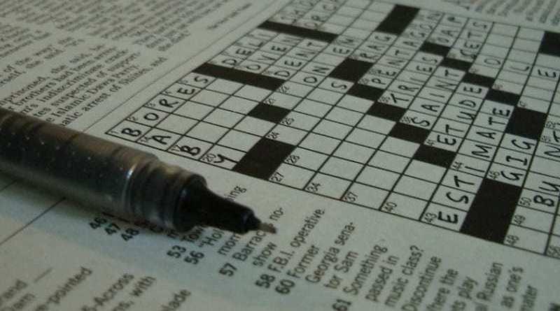FP quiz crossword