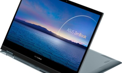 The Asus ZenBook Flip S: Power in Design Display & Performance, SiliconNigeria