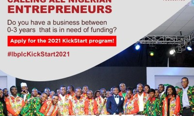 2021 Kickstart: International Breweries Calls for Application from Young Entrepreneurs, SiliconNigeria