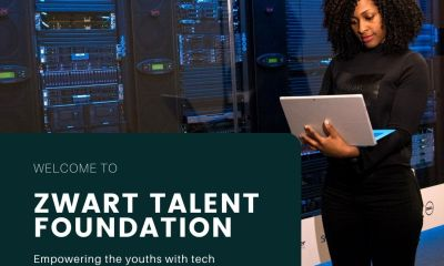 Zwart Talent Foundation Launches to Train Young Africans in Relevant ICT Skills, SiliconNigeria