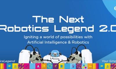 Unveiling The Next Robotics Legend, SiliconNigeria