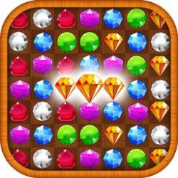 Pirate Treasures – Gems Puzzle
