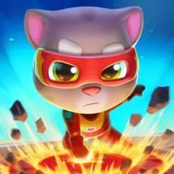 Talking Tom Hero Dash – Run Game